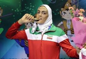 چهارمین مدال طلای ایران در بازیهای آسیایی اندونزی توسط سعید رجبی: خواهران منصوریان به نیمهنهایی بازیهای آسیایی رسیدند