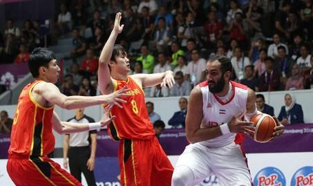 حامد حدادی باز رفت: این بار لیگ بسکتبال چین