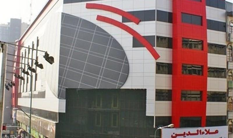 باز هم آتش سوزی در پاساژ علاءالدین
