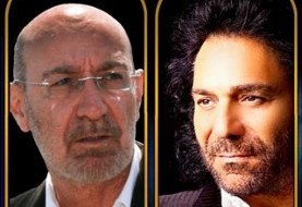 Siavash Ghomayshi & Andy Live in Concert