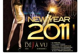 ۲۰۱۱ New Year Celebration