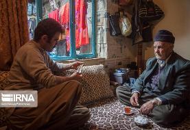 میرزا مراد پیشکسوت موسیقی فولکلور کردستان درگذشت
