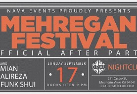 Mehregan Festival Official After Party
