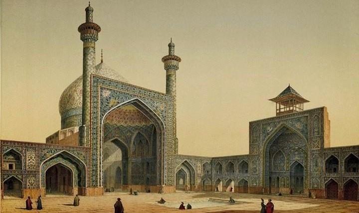 Iran: Seven Faces of a Civilization - Film and Discussion