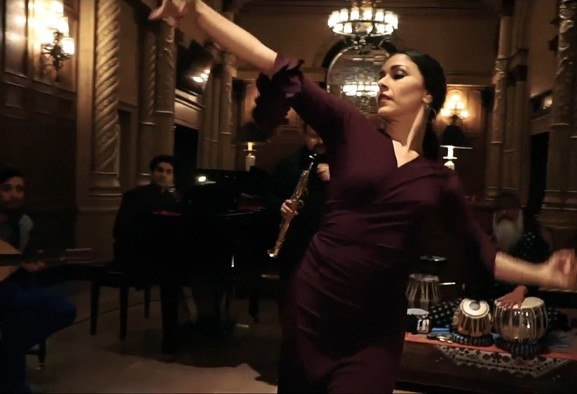 Passion Dance: Masterful Persian, Jazz, Classical Fusion by The ...