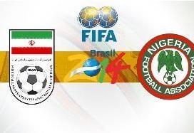 Iran vs Nigeria in World Cup screening