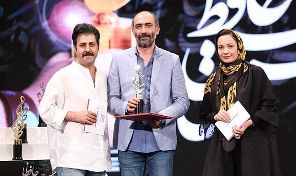 تصاویر: «شهرزاد» و پایتخت جوایز جشن حافظ را درو کردند