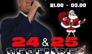 کنسرت جهان و پارتی کریسمس ایرانیان در سوئد