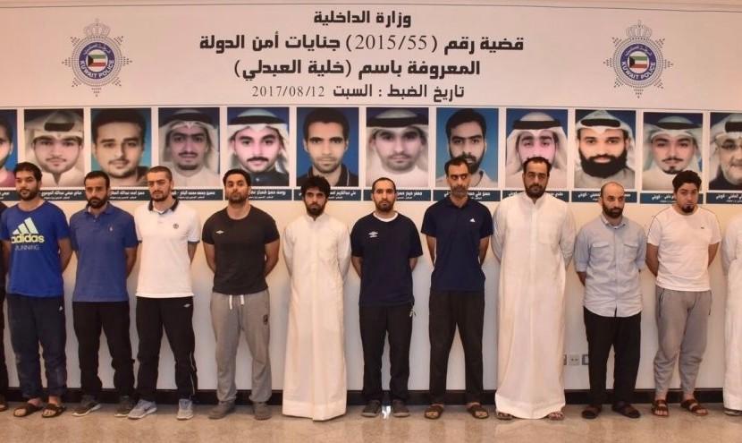 کویت ۱۲ نفر را به اتهام ارتباط امنیتی با ایران و حزب الله دستگیر کرد