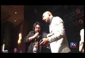 جنجال و درگیری در کنسرت عجیب شهرام شبپره در استرالیا