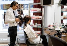 امان از انسان پر نیاز! ۱۰۰۰ دلار نرخ آرایش مو خانم ها در آرایشگاه لوکس نیویورک در پی بازگشایی بعد از ۳ ماه: ۱۲۰۰ نفر در لیست انتظار