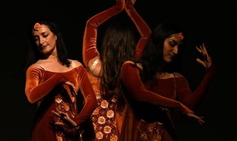 Shahrzad Dance Fundraiser