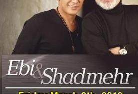 EBI & SHADMEHR: World Tour ( A Dream)