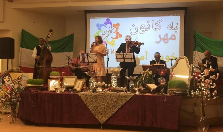 Persian Music Jam and Open Mic