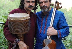 Hossein Alizadeh & Pejman Hadadi (Improvisations in Contemporary classical Persian music)