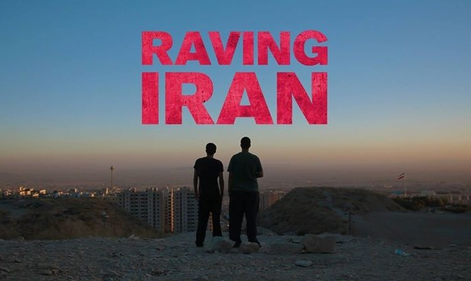 Raving Iran Party Night