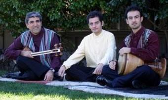 Neydavood Ensemble (CANCELED)