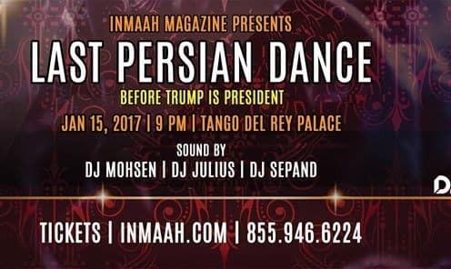 Last Persian Dance Before Trump is President
