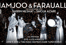 Mohsen Namjoo & Faraualla Live in Los Angeles