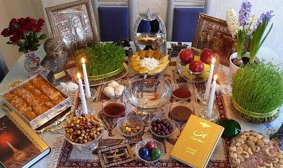 Nowruz Celebration: Persian Food, Music, Amoo Norooz, Dance Performances