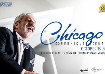 Ebi, Live in Concert, Chicago, ...