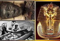 رویداد بی سابقه در آرامگاه توتنخامن،  فرعون افسانه ای مصر