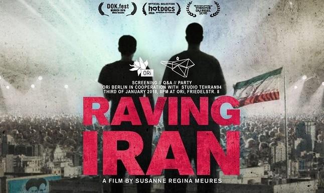 Filmvorführung Raving Iran