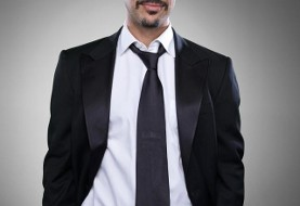 Maz Jobrani at the San Jose Improv