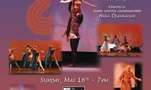 The Ballet of Zal and Rudabeh