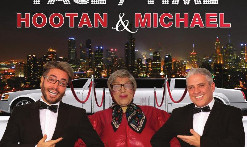 Face/Time with Hootan & Michael  - Laughter for All Ages