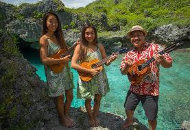 غذا، رقص و موسیقی به سبک هاوایی: اولین گردهمایی سازمان سی سی ای