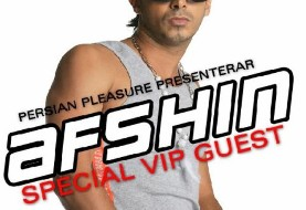 Persian Pleasure Party With AFSHIN