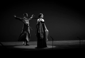 تولدی دوباره: اپرای شیرین مجد و رقص شاهرخ مشکین قلم، اقتباسی از اشعار فروخ فرخزاد