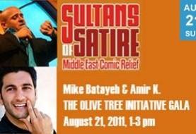 Amir K. & Mike Batayeh Comedy Show