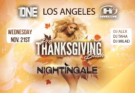Pre-Thanksgiving Party in Los Angeles