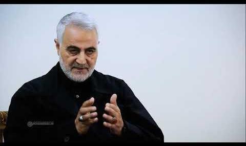در میانه آتش: ویدئوی اولین مصاحبه سردارسلیمانی در باره جزییات ...