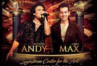 کنسرت شوی اندی و ماکس امینی در اورنج کانتی