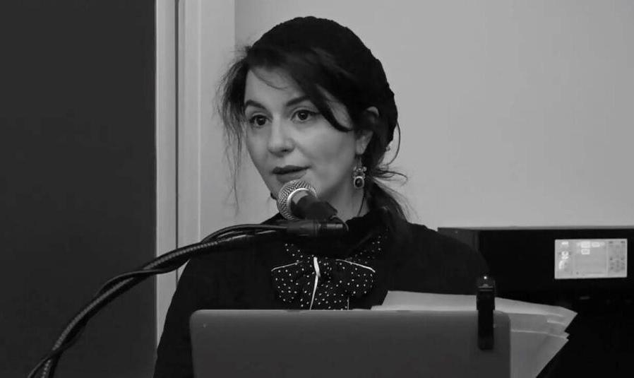 Artist Talk: Naghmeh Samini, Playwright