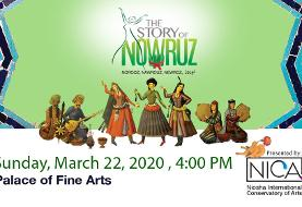 The Story of Nowruz: Original Live Stage Production - SUNDAY