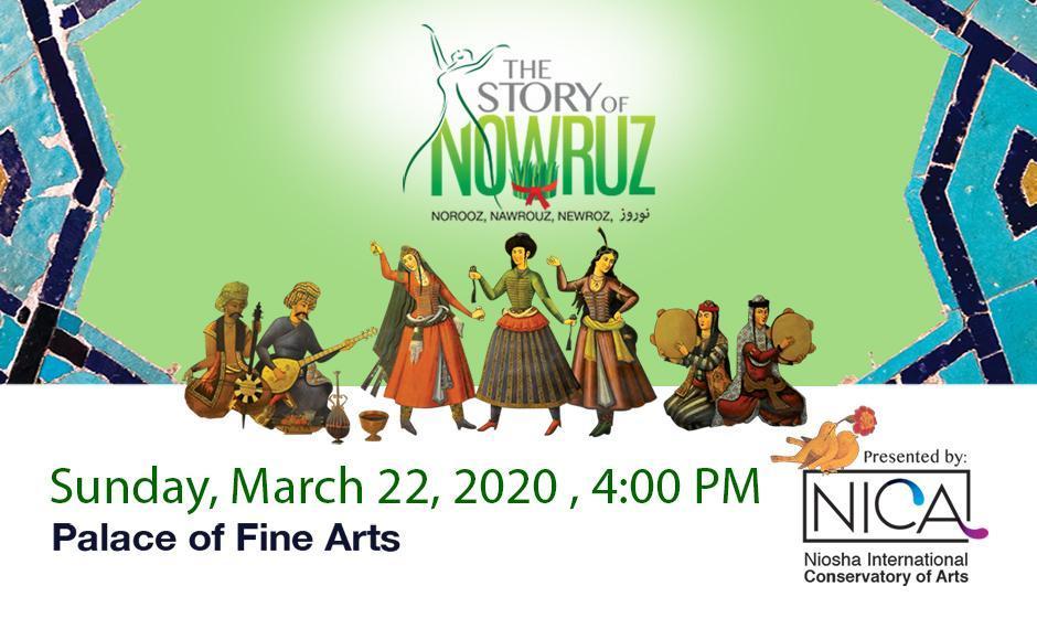 داستان نوروز: بزرگترین نمایش دراماتیک با  هنرنمایی رقص ایرانی