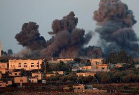 انفجار انبار مهمات در سوریه در نزدیکی مرز ترکیه: ۳۹ کشته از جمله ۱۲ کودک