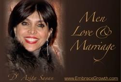سمینار آزیتا ساعیان با موضوع مردان، عشق و ازدواج