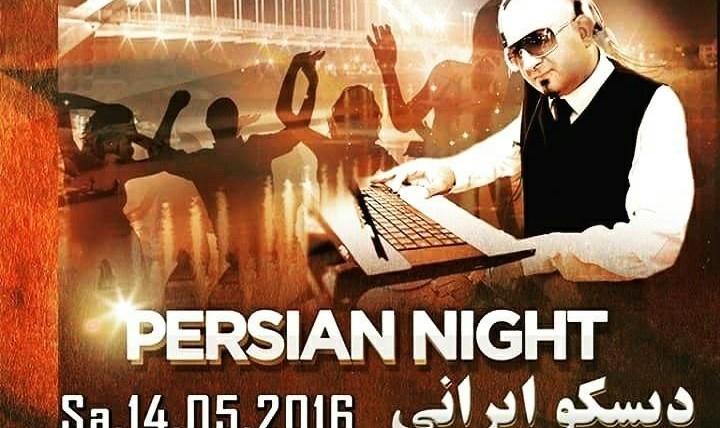 Persian Night with DJ 2000, Erfan