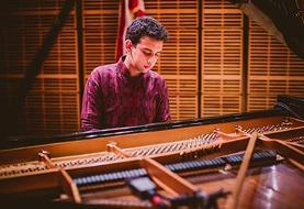 کنسرت پیانو، فلوت و طبلا: تلفیق زیبای موسیقی ایرلند و هند
