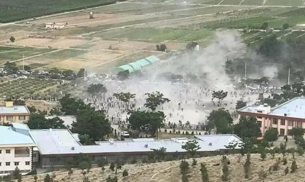 درگیری خونین پس از ورود ارتش پاکستان به خاک افغانستان: کشته شدن دو سرباز پاکستانی
