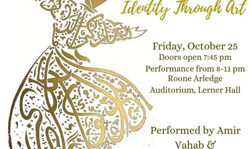 The Spirit of Rumi: Identity Through Art, Featuring Sufi Music By Amir Vahab