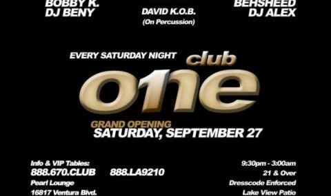 Club One Grand Openning