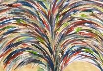 نمایشگاه آثار مسعود عابدی