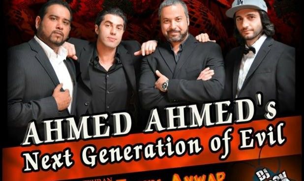 Ahmed Ahmed Presents: The Next Generation of Evil featuring Amir K!