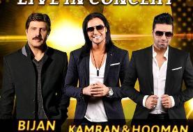 Canceled? Bijan Mortazavi, Kamran & Hooman